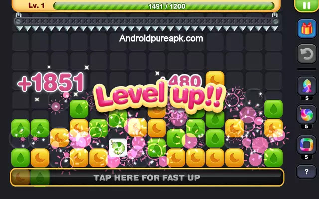 Block Crush Mania Mod Apk