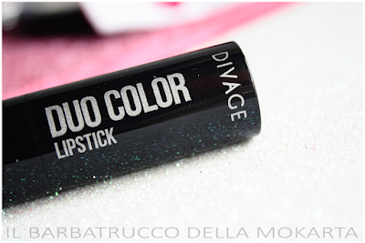 DueColor Lipstick -  DIVAGE  - StayGlam Collection Spring/Summer 2016