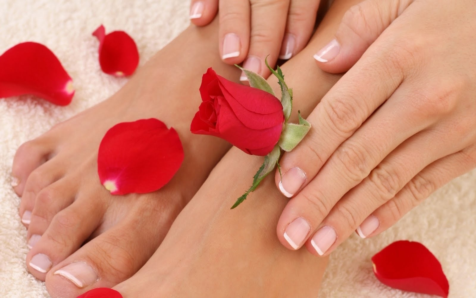 Simple Steps For Manicure And Pedicure At Home | wedneeds