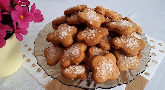 Ciasteczka Mulatki.