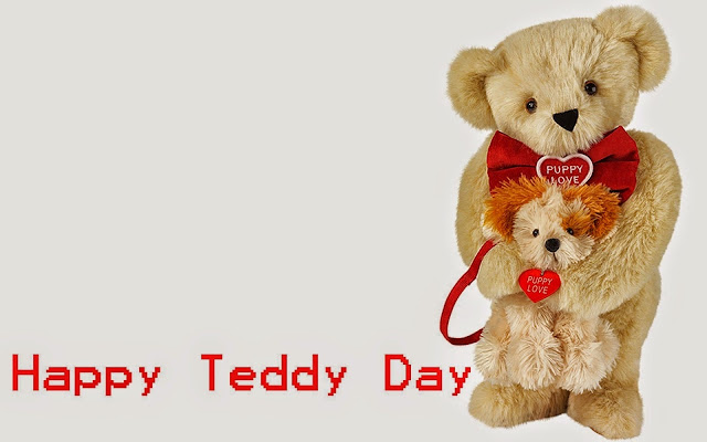 Happy Teddy Day 2017 Images