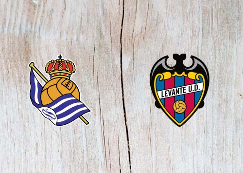 Real Sociedad vs Levante - Highlights 15 March 2019