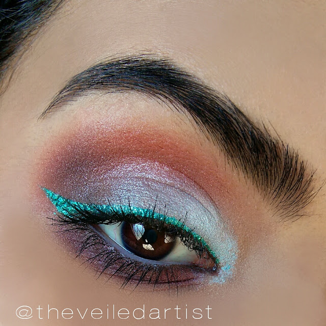 http://www.theveiledartist.com/2017/01/interstellar-makeup-look.html