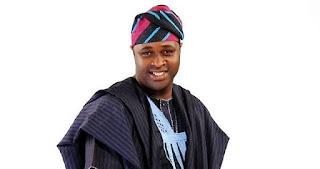 Actor Femi Adebayo