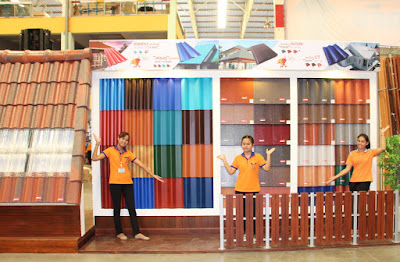 Buriram Roof Tile Installation Training Seminar