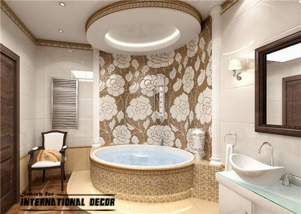 false ceiling pop designs for bathroom ceiling ideas, contemporary bathrooms