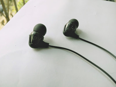Brainwavz Alpha in ear earphones review