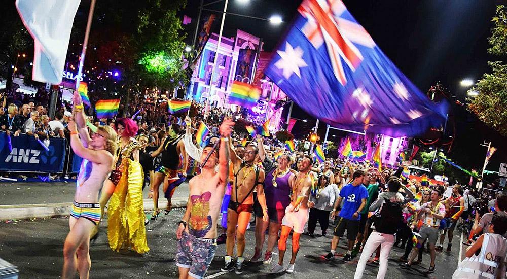 Premier da Austrália promete realizar referendo sobre casamento igualitário