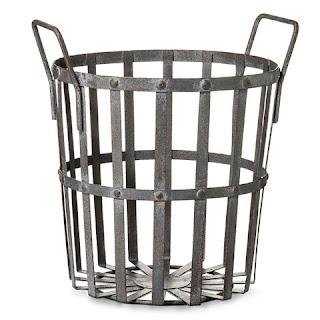 Metal Basket via Target