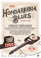 Hondarribia Blues Festival 2018