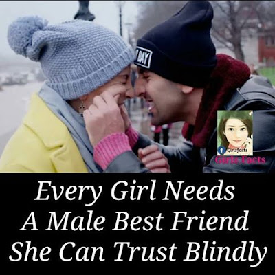 Every Girl Needs A Male Best Friend She Can Trust Blindly