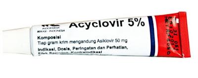 Harga Acyclovir cr 5% 5g Terbaru 2017