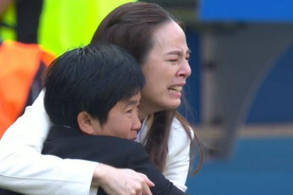 4 Fakta Madam Pang, Wanita Menangis di Piala Dunia Wanita yang Viral