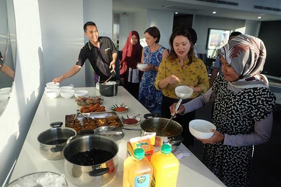 Membawa Resep Soto Ayam Ke Australia