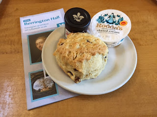 Berrington scone