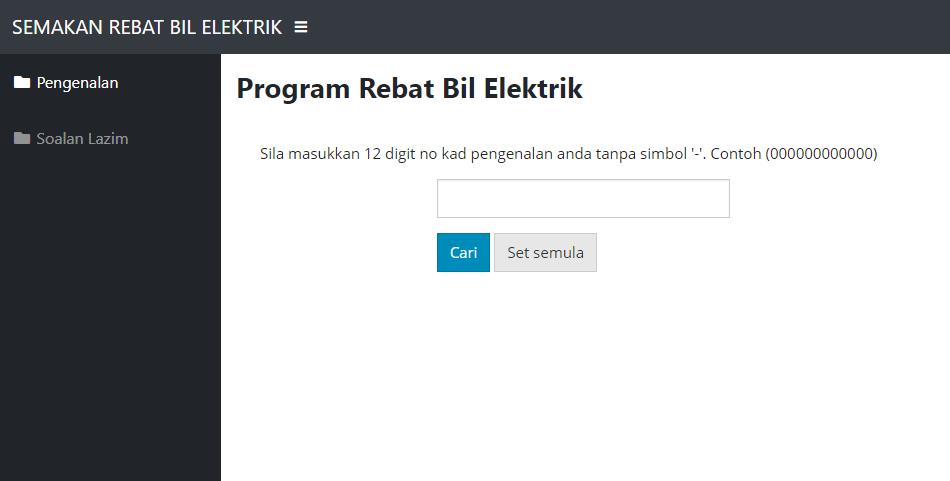 Rebat Elektrik RM40