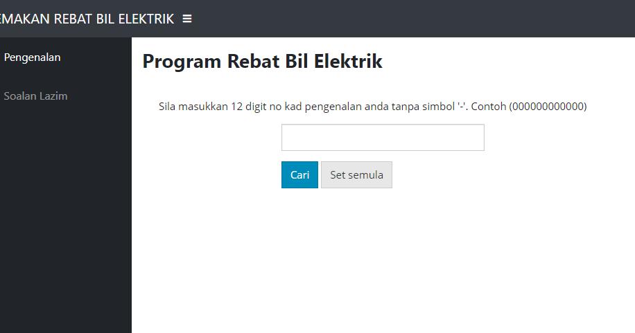 Bil Elektrik Percuma Rm40 Untuk Rakyat Miskin Mulai 1 Januari 2019
