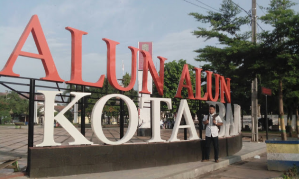 Alun-Alun Kota Banjar