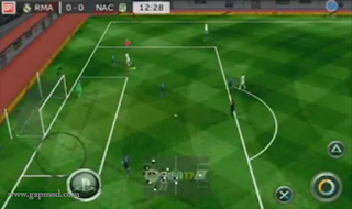 Download FTS Mod FIFA 17 Sudamericano by Jaksoncraft Apk + Data