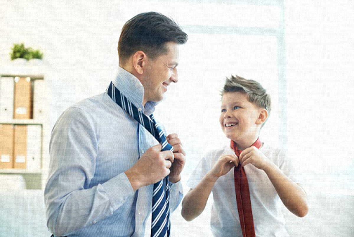 Test Psikologjik: Çfarë Babai Je?