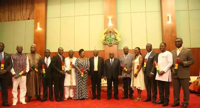 Reduce Ministers, 110 too many – CDD to Akufo-Addo