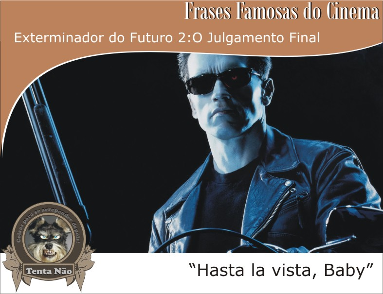As 20 Frases Mais Memoráveis Do Cinema: Série: As Frases Mais Famosas Do Cinema - 1