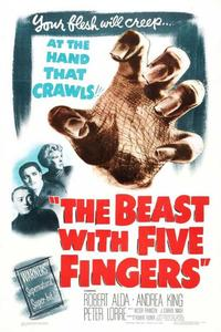 Watch The Beast with Five Fingers Online Free in HD