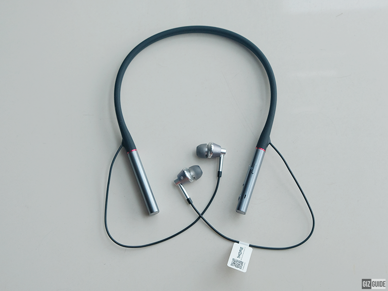 1MORE Triple Driver BT In-Ear Headphones arrives in the Philippines