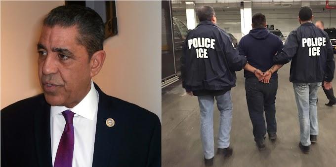 Espaillat someterá dos proyectos para supervisar a la ICE  en operativos contra inmigrantes