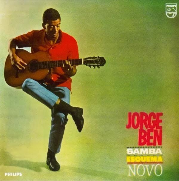 JORGE BEN | DISCOS PARA EL RECUERDO