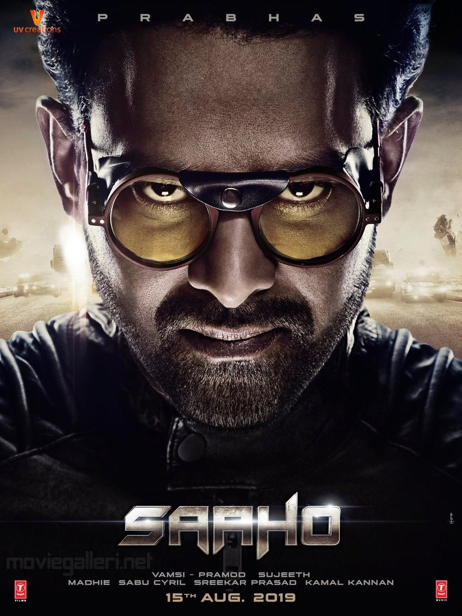 Saaho 2019 Hindi 480p 720p Pre-DVDRip 1.4GB