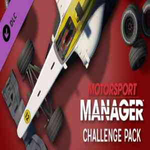 Motorsport Manager Challenge Pack game free download for pc