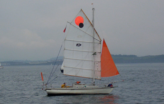The Unlikely Boat Builder: First Things First