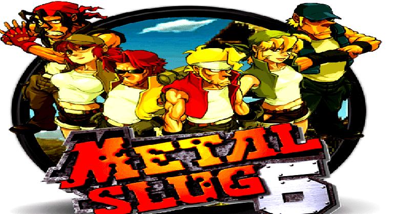 تحميل لعبة حرب الخليج Metal Slug 6 للكمبيوتر برابط مباشر