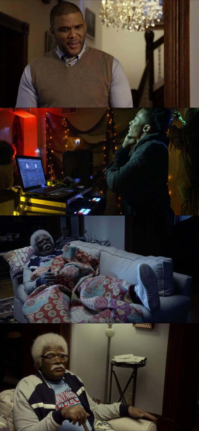 ¡BÚ! Noche de brujas con Madea de Tyler Perry (2016) HD 1080p Latino