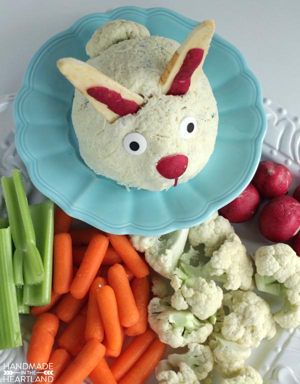 Easter Bunny Cheeseball, Jalapeno Bacon Cheeseball Recipe