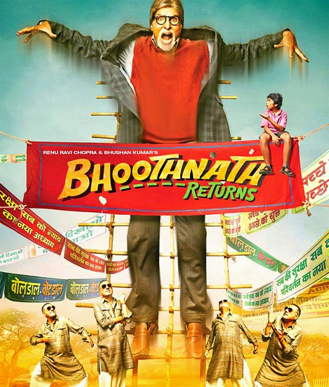 Bhootnath Returns movie review