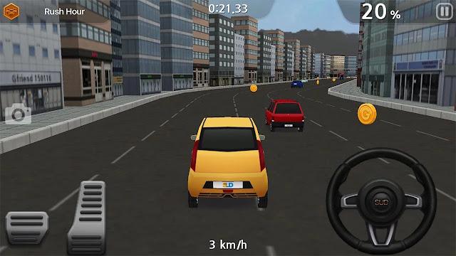لعبة تعلم القيادة Dr. Driving 2 v1.39 مهكرة كاملة للأندرويد