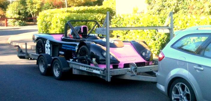 RGB 750 Motor Club - Edward Scotney: October 2012