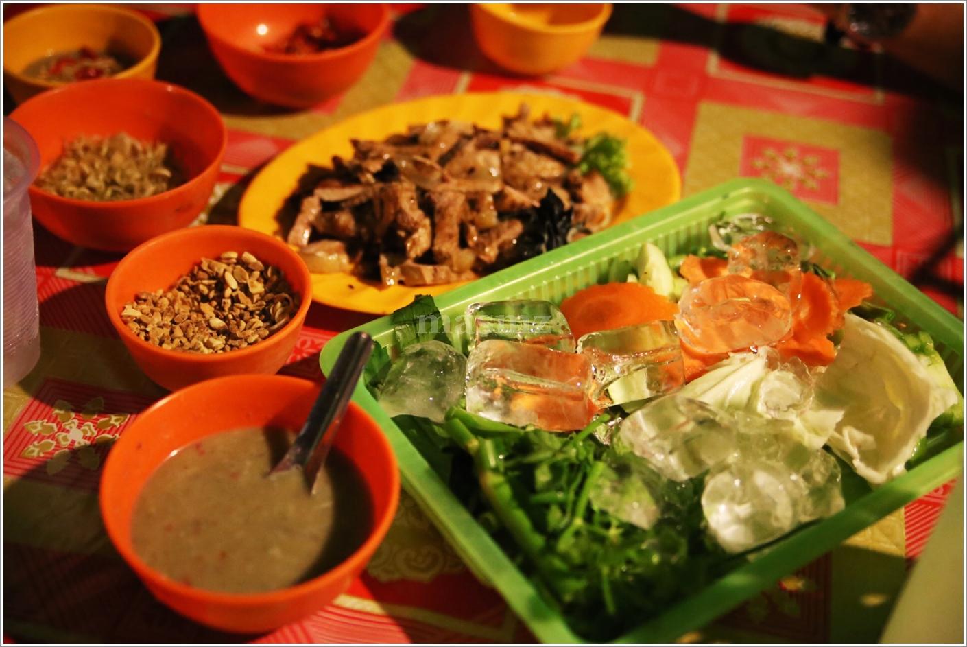 Tips  Makanan Halal di Siem Reap Kemboja  Kaki Berangan