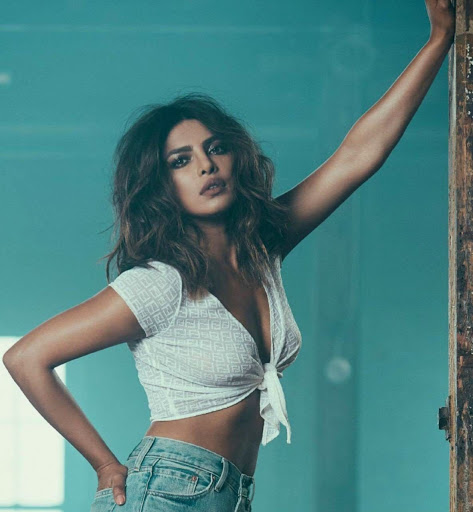Priyanka Chopra Maxim Magazine India photo shoot