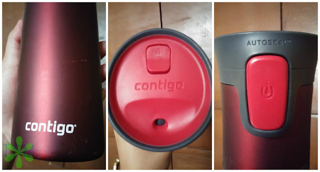 TSM Review: Contigo Travel Mug