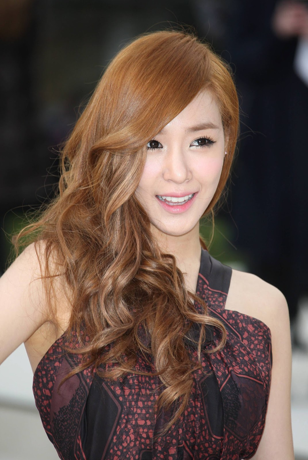 SNSD Tiffany Hwang ツ: 10 SNSD Tiffany picture SPAM