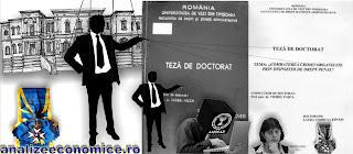 Scandalul Black Cube și plagiatul tezei de doctorat