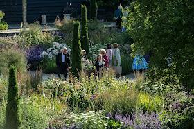 The Opera Garden at Garsington Opera at Wormsley (Photo credit Clive Barda)