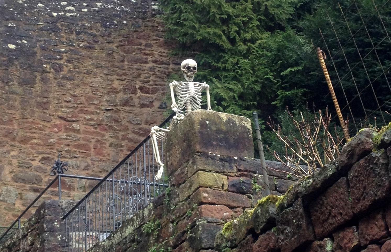 Gartendeko Blog Schaurige Halloween Ideen