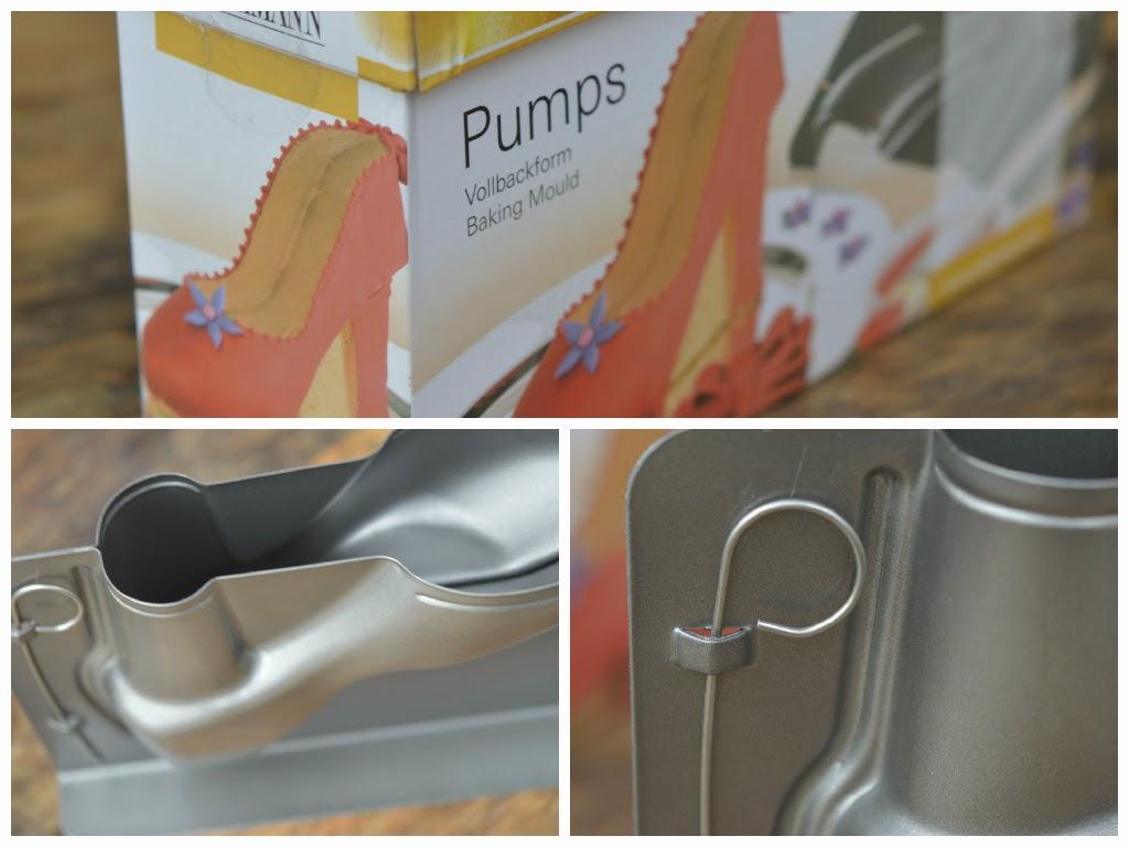 Pumps bakvorm van Birkmann