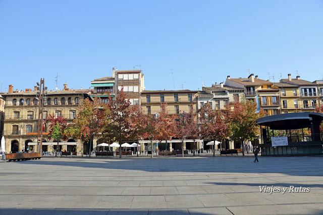 Plaza de los Fueros, Estella-Lizarra