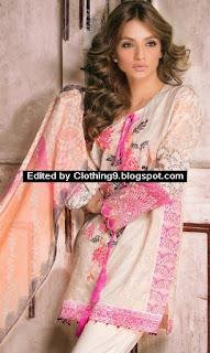 Nourhan Lawn Suits 2016 online