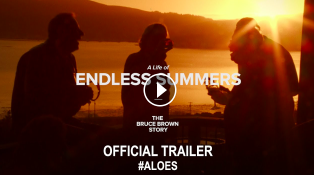 A Life of Endless Summers The Bruce Brown Story 2020 Official Trailer HD